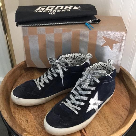 Golden Goose Shoes | Bnib Navy